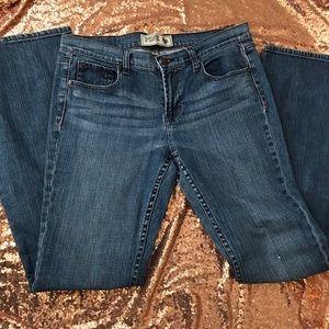 Victoria's Secret PINK Boot Cut Jeans Sz 12 L